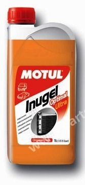MOTUL Inugel Optimal Ultra антифриз-концентрат (оранж) 1л (12)